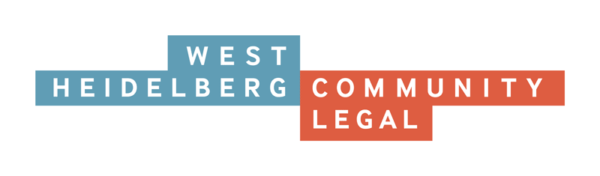 West Heidelberg Community Legal logo