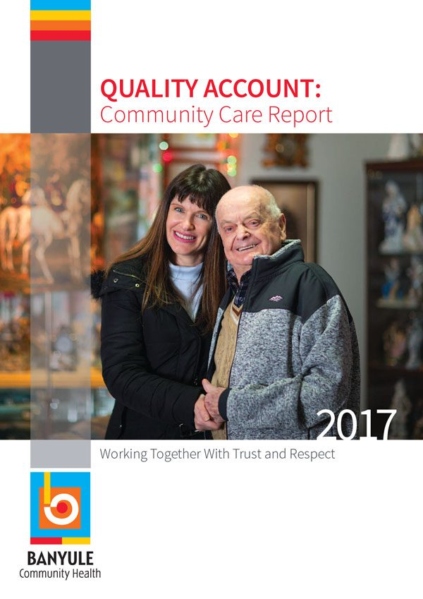 BCH Quality Account 2017 cover